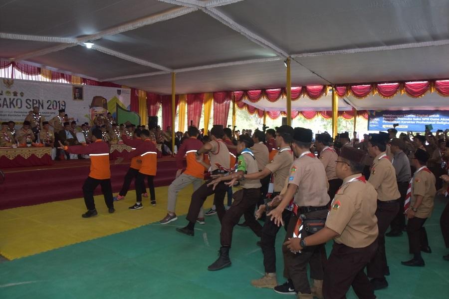 Pramuka Silbinas 2019