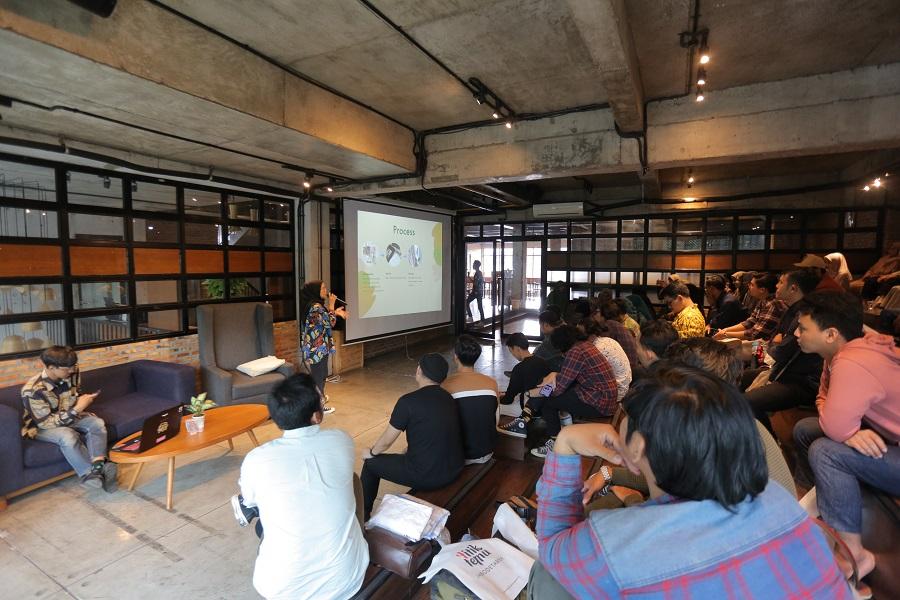 Di Temu Tamu, Komunitas Ini Berbagi Tentang Entrepreneur Kreatif