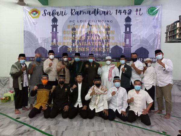 PC LDII Cilincing Gelar Safari Ramadhan 1442 H