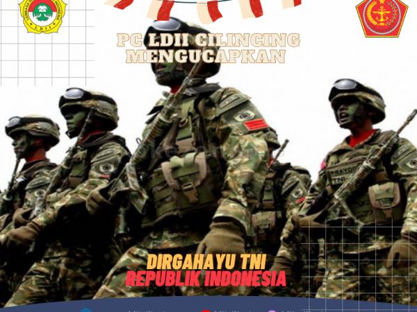 HUT TNI KE 76